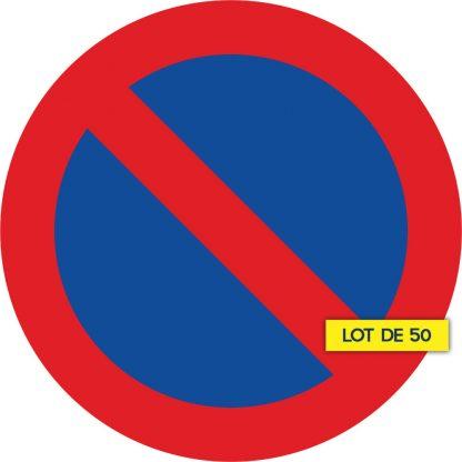 message pour voitures mal stationnées