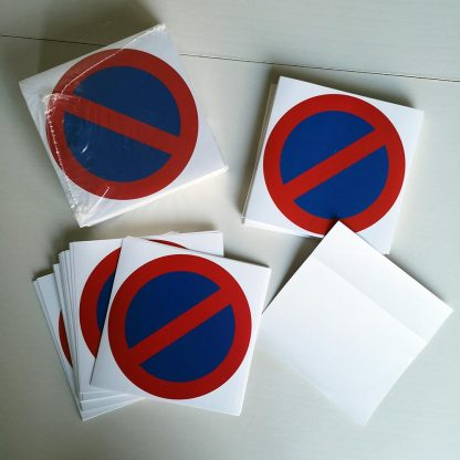 stickers pour voitures mal garées